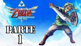Let's Play: Zelda Skyward Sword - Parte 1