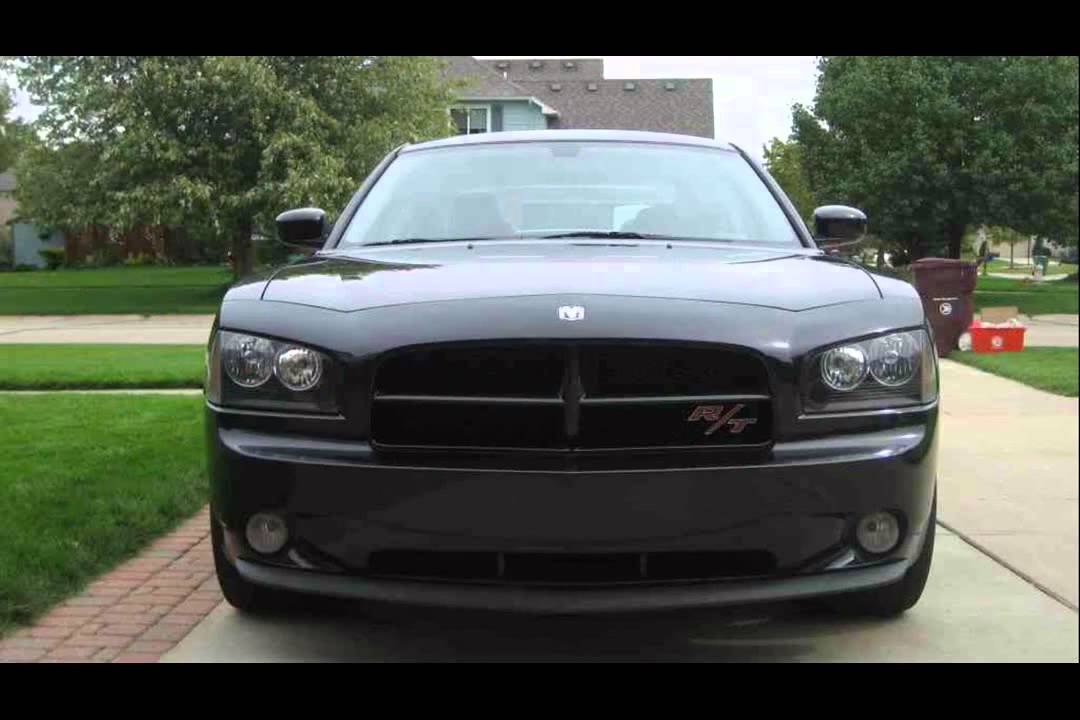2007 dodge charger rt - YouTube