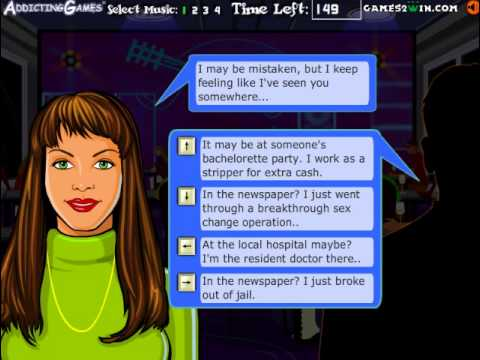 girl games speed dating Speed dating: use arrow keys to select your answer - speed dating is one of our selected arcade games play speed dating for free, and have fun.