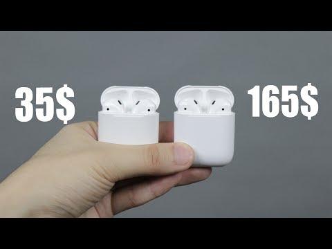 Как выглядят оригинальные earpods