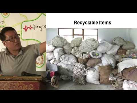 Peoples Action on Waste: Experiences from Sikkim