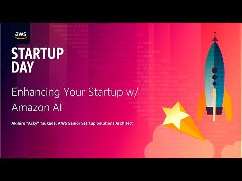 Enhancing Your Product with Amazon AI