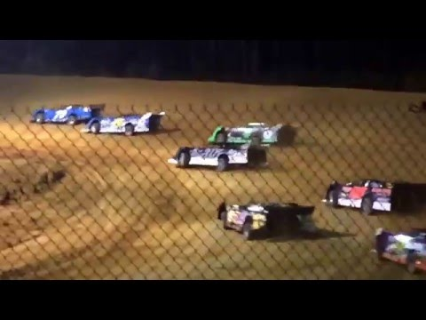 Northwest Florida Speedway 43016 Record Crate Late Model Feature