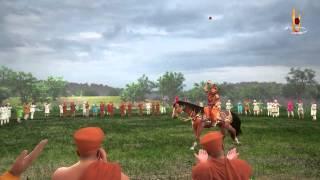 Swaminarayan, Lilachham Vanma 3D Animation Trailer 4 By Swaminarayan Temple, Kundaldham