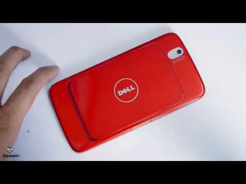 StepGeek Rewind : มาดู Dell Streak 5 สีแดงดำ ในตำนาน