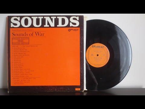 Sounds Of War -   Sound Effects -  Offbeat Records (196?) - Vinyl Reicarnation