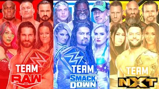 Survivor Series 2020 Confirmed Match Card Predictions   Survivor Series 2020 Predictions