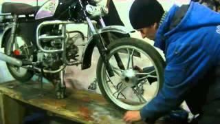 pit Stop26  ремонт привода спидометра