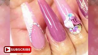 BEAUTIFUL NAIL DECORATION - FASHION AND TRENDS 2018 - For all women