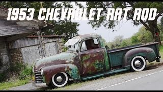Today I Drive: 1953 Chevy Rat Rod [Episode 7]