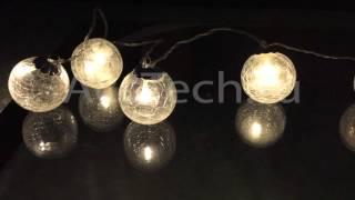 видео Новогодние стеклянные шары