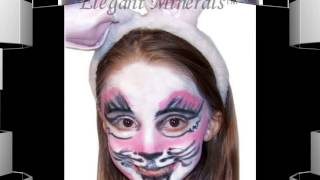 Best Natural & Organic LEAD-FREE, DYE-FREE Face Paint/ Costume Makeup Thumbnail