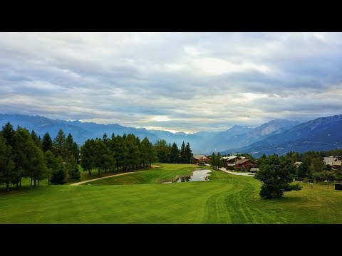 The World's Most Beautiful Golf Course?