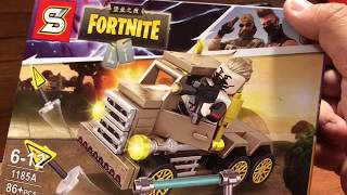 FAKE FORTNITE Toys - REAL or FAKE Fortnite Lego toys ?