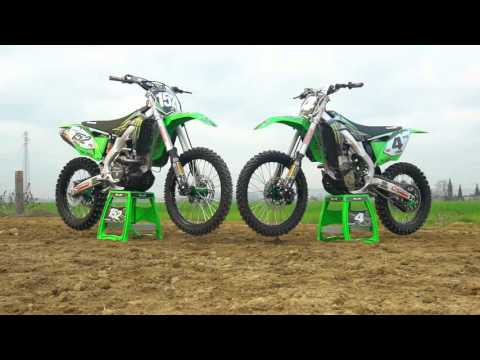 2016 - Monster Energy Kawasaki MX2 Racing Team