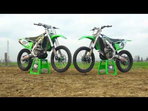 2016 - Monster Energy Kawasaki MX2 Racing Team