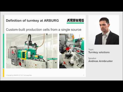 Expert presentation: Turnkey Solutions for Plastics Processing