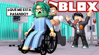 I AM INFECTED!! I BECOME IN ZOMBIE in ROBLOX 😱