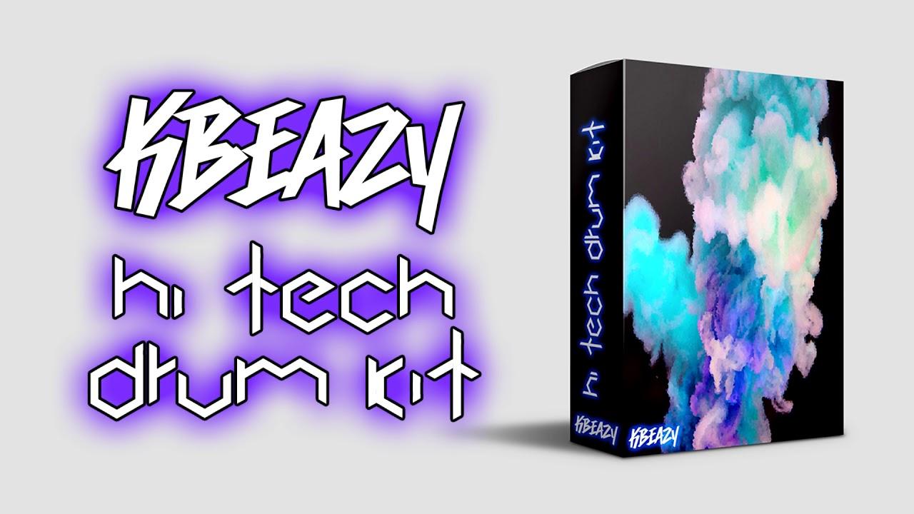KBeaZy Hi Tech [ Drum Kit ] – Magesy ® R-Evolution™