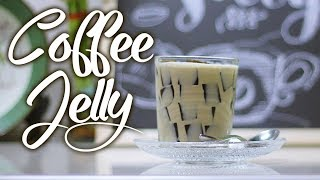Creamy Coffee Jelly | Dessert | Quick and Easy
