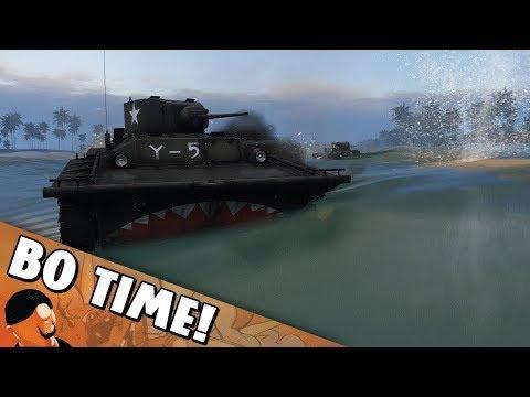War Thunder - LVT(A)(1)