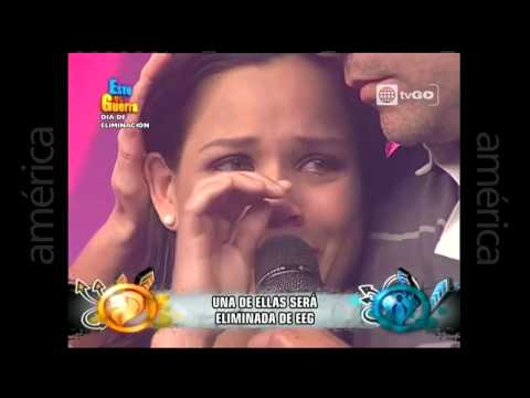 Andrea San Martín renunció a Esto es Guerra - 12-03-2015 - Esto es guerra