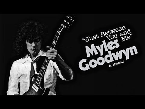 April Wine - Just Between You And Me (The 2016 Myles Goodwyn interview)