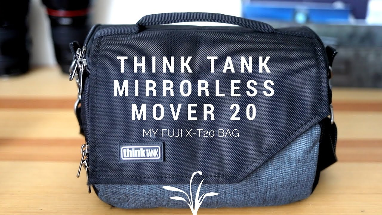 Think Tank Mirroless Mover 20 Review Great Bag For Your Fuji