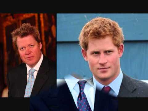 Prince Harry & Prince William , who looks like who ? :)