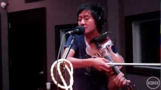 "Kishi Bashi ""Atticus, In the Desert"" Live at KDHX 8/5/12"