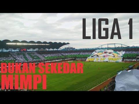 MANTUL MAN!! Koreo Brigata Curva Sud & Slemania | PSS vs Kalteng | Lolos Liga 1
