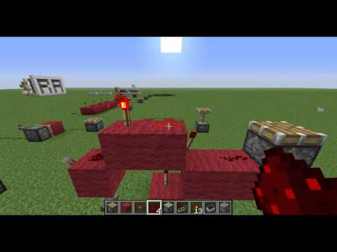 """Redstone Academy Ep 4 - """"Logic Gates & Practical Uses For Them (AND, XOR, etc)"""""""