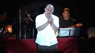 Sven Fliege sings Ghetsemane