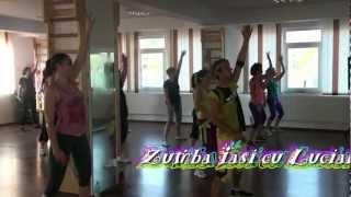 Speedy Gonzales - Zumba Iasi cu Lucian - 14.05.2012.mp4