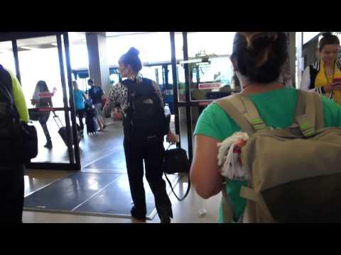 Honolulu Airport Arrival