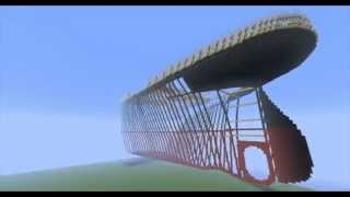 "The best model of R.M.S. ""TITANIC""  in Minecraft. Part - 1"