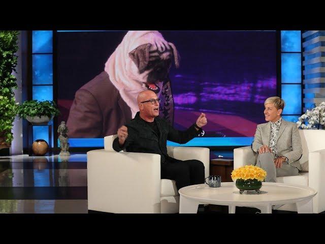 Howie Mandel Confronts Ellen After She Almost Killed Him