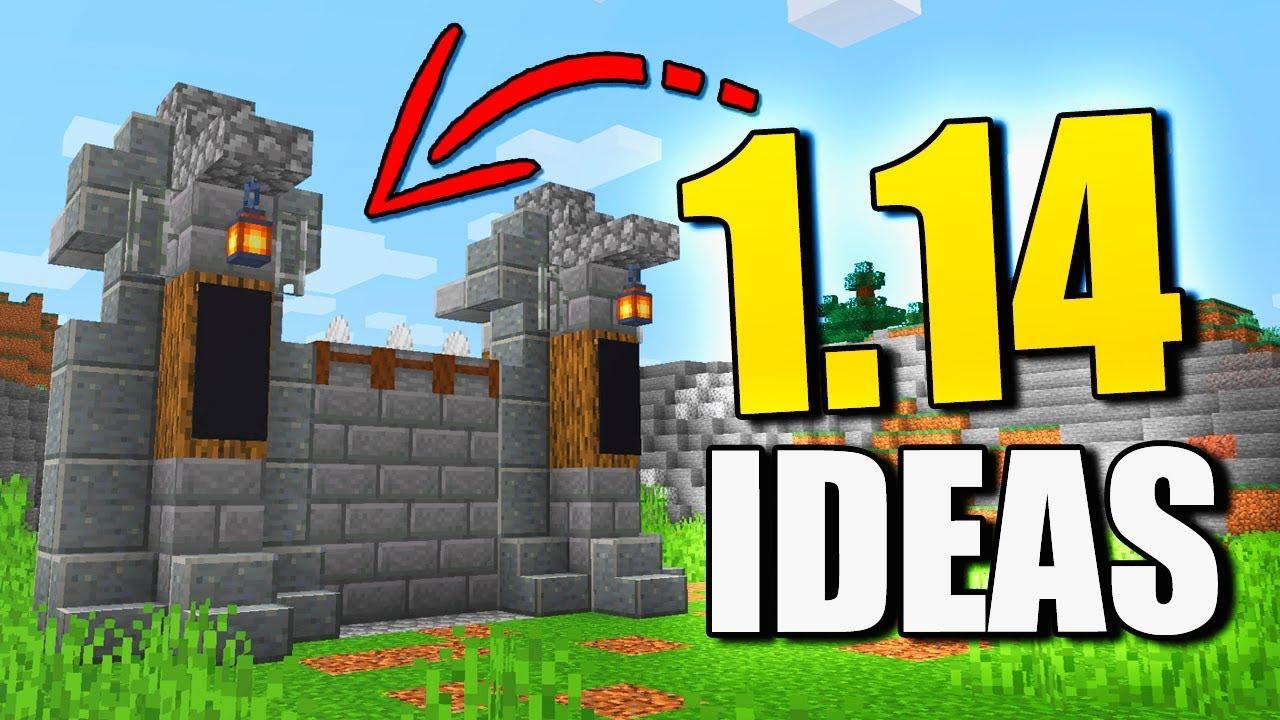 10 Ideas Y Decoraciones Nuevas En Minecraft 114