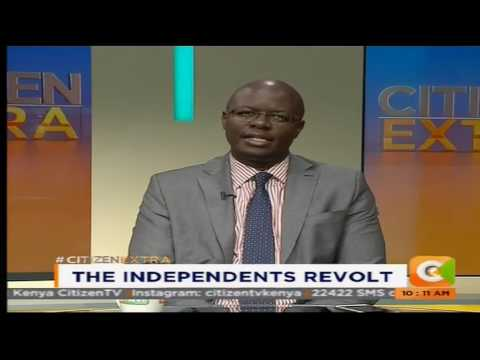 The Independents Revolt #CitizenExtra