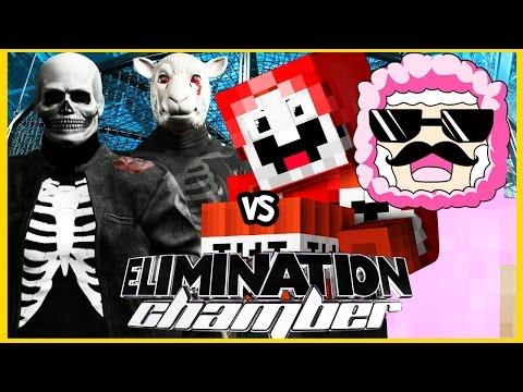 Exploding TNT & Pink Sheep vs. MisterMister887 & Timmy Terror   WWE 2K17 [s5e7]