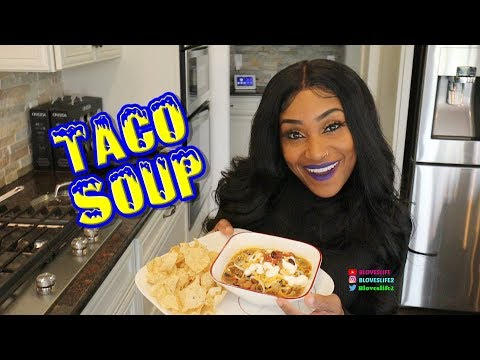 How to make Taco Soup