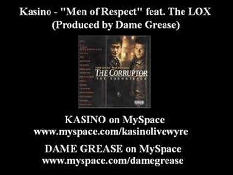 Kasino - Men of Respect feat. The LOX