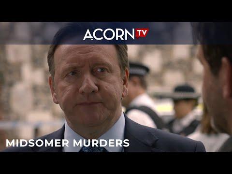 Acorn TV | Midsomer Murders, Series 19
