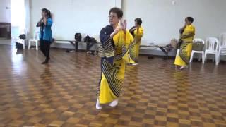 05 Hokkai Bon Uta - Treino de Bon Odori - Bastos - 2015