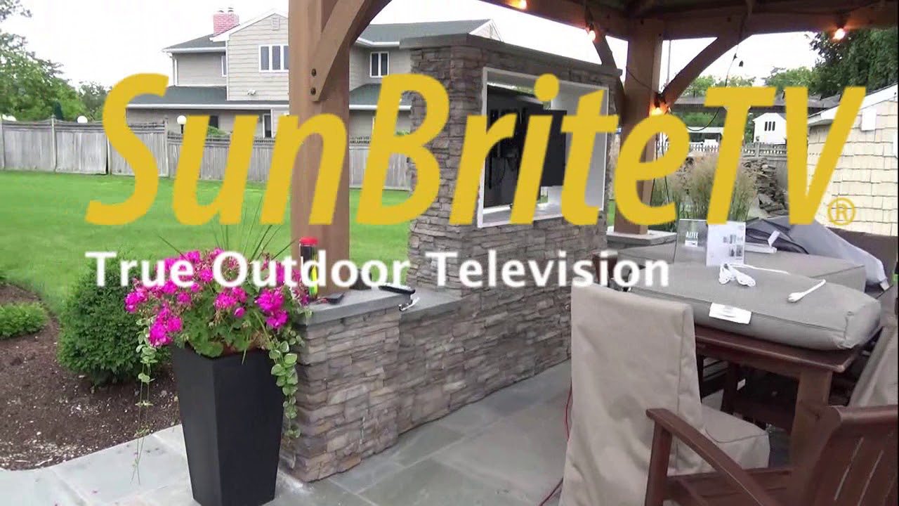 How To Make A Non Bluetooth Tv Connect Outdoor Speakers Sunbrite Wiring Stereo