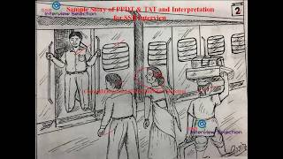 SAMPLE STORY OF PPDT & TAT AND INTERPRETATION FOR SSB INTERVIEW