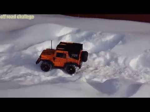 lego technic mini jeep 4x4 youtube. Black Bedroom Furniture Sets. Home Design Ideas