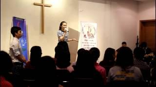 Liveshow 2 - Bài hát mới dâng Chúa - MS 07 - MÃI MÃI CA NGỢI - Lê Thị Thanh Mai
