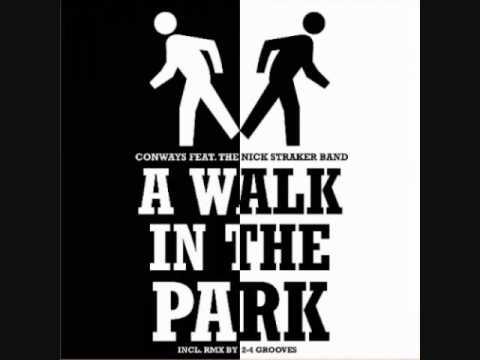 Nick stracker band a walk in the park + Lyrics