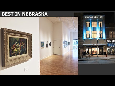BEST GALLERY IN NEBRASKA, AMERICAN ART AWARDS